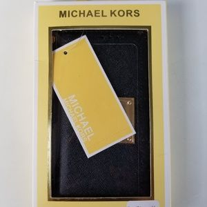 MICHAEL KORS PHONE CASE/WALLET
